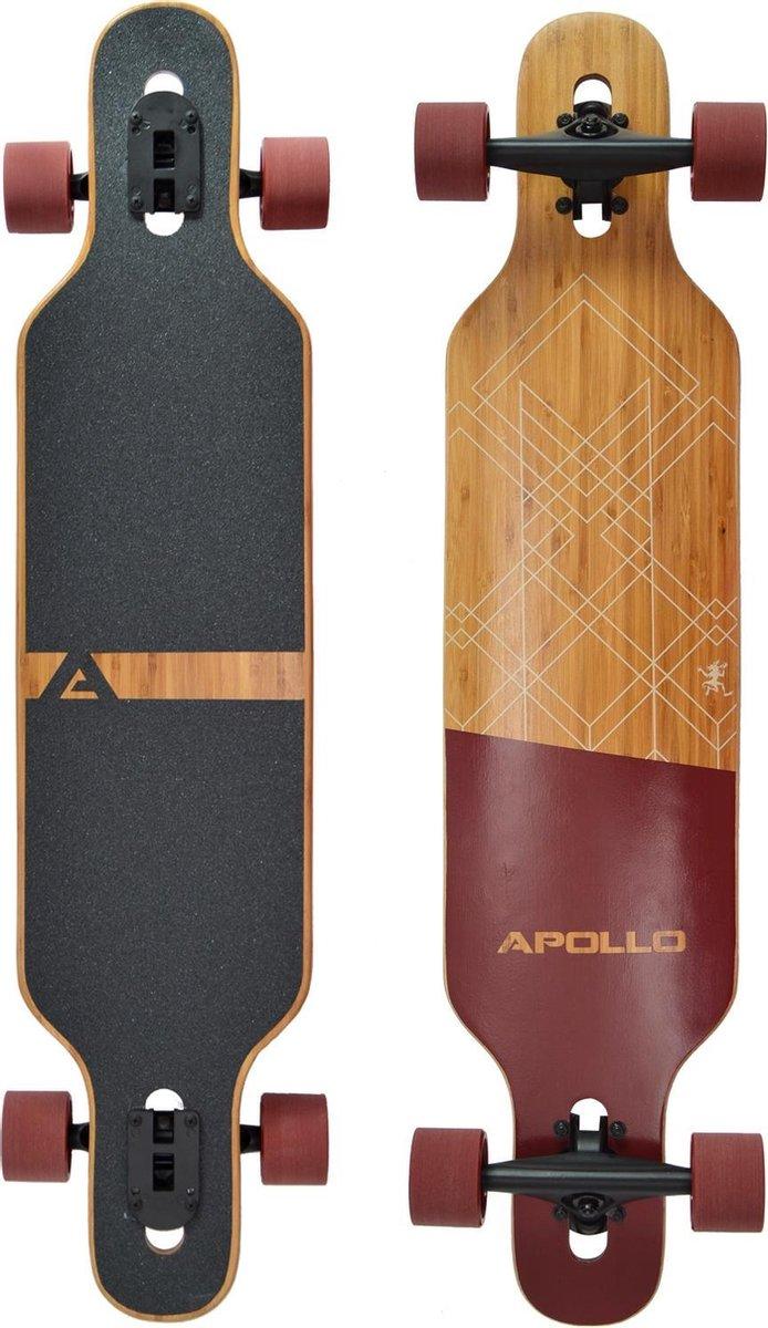 Apollo Twin Tip DT Longboard Bali - Bamboe