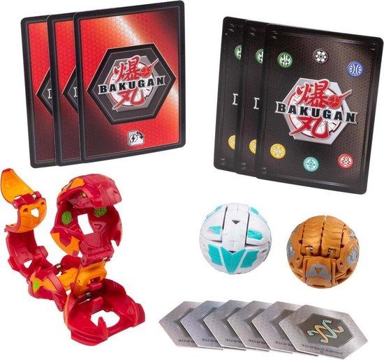 Afbeelding van het spel Spin Master Bakugan Starter Pack Assorti