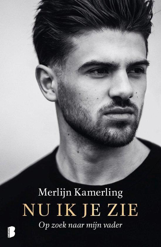 Boek cover Nu ik je zie van Merlijn Kamerling (Onbekend)