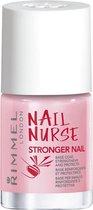 Rimmel London Nail Nurse Stronger Base- & Topcoat Nagellak