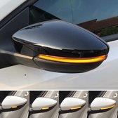 Dynamische Dynamic Knipperlichten Vw Scirocco Passat B7 Eos Passat CC New Beetle Led Spiegel Buitenspiegel Tsi Fsi Tdi dsg