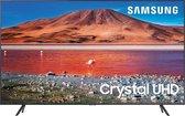 Samsung UE75TU7172 tv 190,5 cm (75'') 4K Ultra HD Smart TV Wi-Fi Zwart