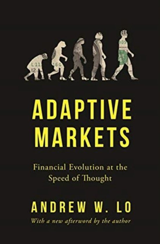 Boek cover Adaptive Markets van Andrew W. Lo
