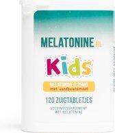 Melatonine 0,25 Mg Kids Aardbei - 120 Tabletten
