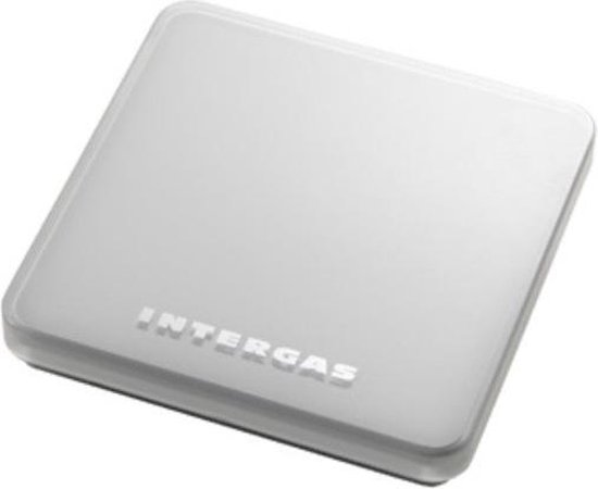 Intergas Comfort Touch slimme modulerende kamerthermostaat m. Open Therm protocol dikte=13mm wit