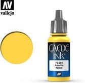Vallejo 72.085 acrielverf Geel Fles 17 ml