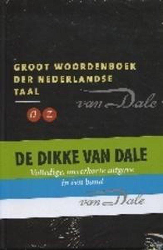 Cover van het boek 'Van Dale GVD13 / Studenteneditie 1-delig'