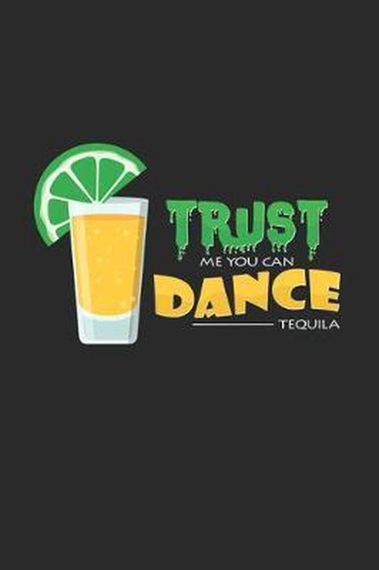 Trust me you can dance tequila: 6x9 Mallorca - grid - squared paper - notebook - notes