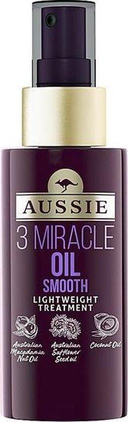 Aussie 3 Miracle Oil Smooth Lightweight Treatment 100 Ml