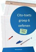 Cito-toets groep 6 oefenen  -   Cito-toets Oefenen Groep 6 M6 en E6
