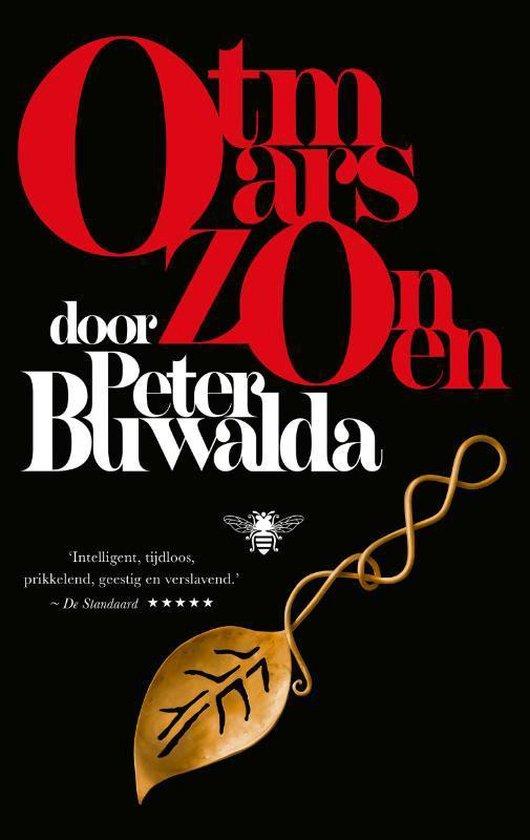 Boek cover Otmars zonen van Peter Buwalda (Paperback)