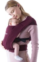 Ergobaby Embrace ergonomische draagzak Baby - Burgundy