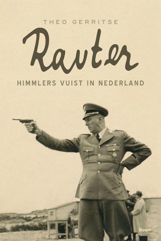 Boek cover Rauter van Theo Gerritse (Onbekend)