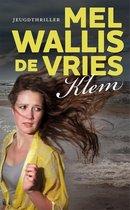 Boek cover Politie niet betreden - Klem van Mel Wallis de Vries (Hardcover)