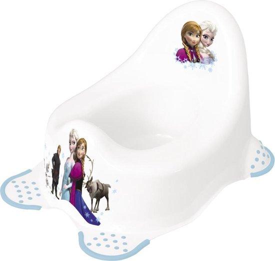 Keeeper Frozen Plaspotje - Wit