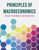 Boek cover Principles of Macroeconomics van Betsey Stevenson