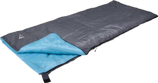 Camp-gear Slaapzak - Travel Mini - 190x75 Cm - Grijs/blauw