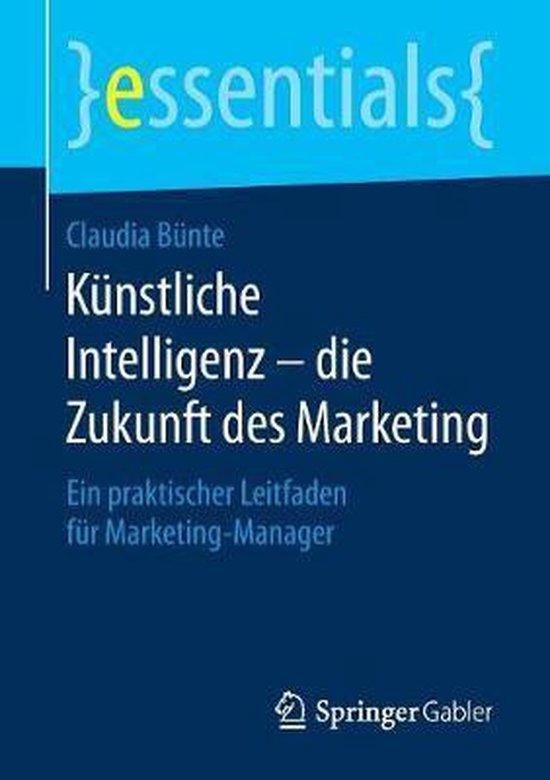 Kunstliche Intelligenz - Die Zukunft Des Marketing