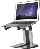 Neomounts by Newstar NSLS200 laptop stand - Zilver/ zwart - Zilver