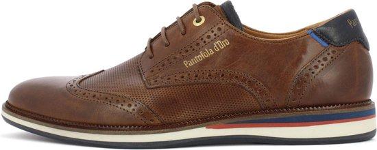 Pantofola d'Oro Rubicon Uomo Lage Bruine Heren Sneaker 41