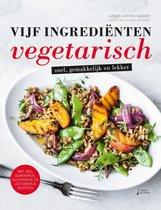 Vijf ingrediënten vegetarisch