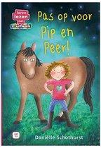 Boek Leren Lezen met Kluitman AVI E3 Pas op voor Pip en Peer!