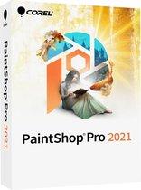 Corel PaintShop Pro 2021 - Nederlands/ Engels / Frans - Windows download