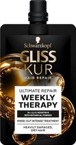Gliss Kur Ultimate Repair Weekly Therapy 50 ml