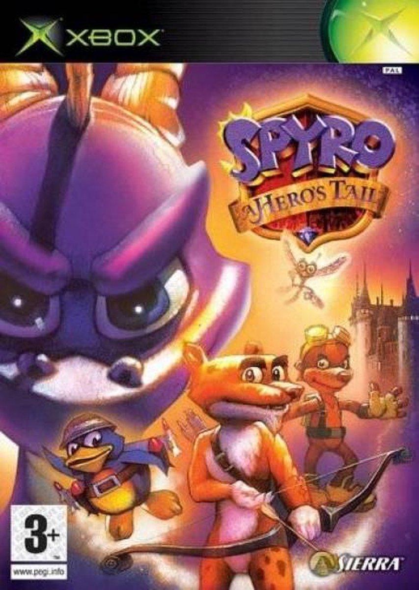 Spyro - A Hero's Tail - Vivendi / Sierra