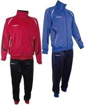 Fuji Mae Trainingspak Zwart rood-blauw Kleur: Rood, XL