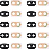 Let op type!! 10 PCS Back Camera Lens Cover with Sticker for Galaxy J7 Pro