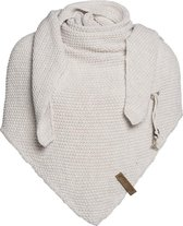 Knit Factory Coco Dames Omslagdoek Beige