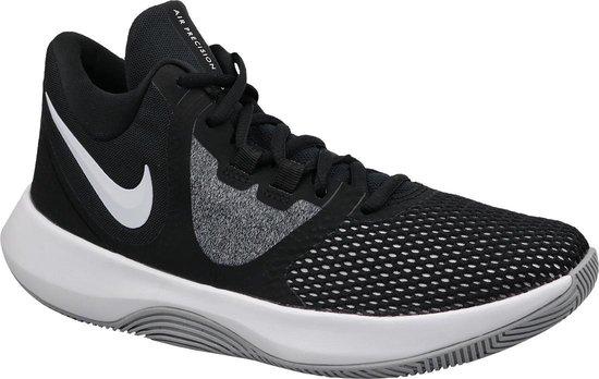 Nike Air Precision II AA7069-001, Mannen, Zwart, Basketbalschoenen maat: 40 EU