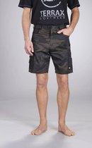 Uncle Sam WORKWEAR Werkbroek shorts camouflage maat 48
