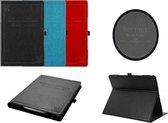 Vintage Carpe Diem Hoes Cover Case voor 9 tm 10.1 inch tablet, zeer stijlvol designer hoesje