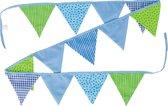 Goki Vlaggenlijn Blauw/groen 220 Cm