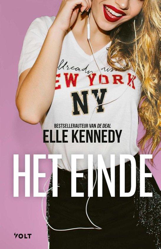 Off Campus 3 - Het einde - Elle Kennedy  