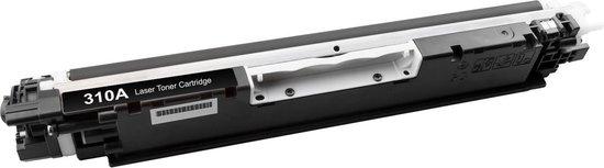 Toner cartridge / Alternatief voor HP 126A CE310A zwart | HP TopShot LaserJet Pro M270/ M275a/ nw/ s/ t/ u/ CP1000/ CP1020/ CP1021/ CP1022/ CP1023/ CP1