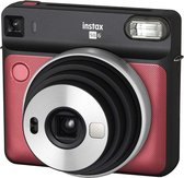 Fujifilm Instax Square SQ6 - Ruby Red