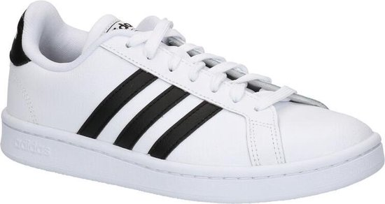 """""""adidas Grand Court Witte Sneakers """""""