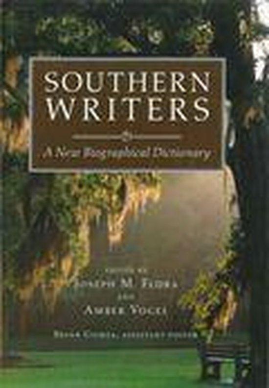 Boek cover Southern Writers van Bryan Giemza (Onbekend)