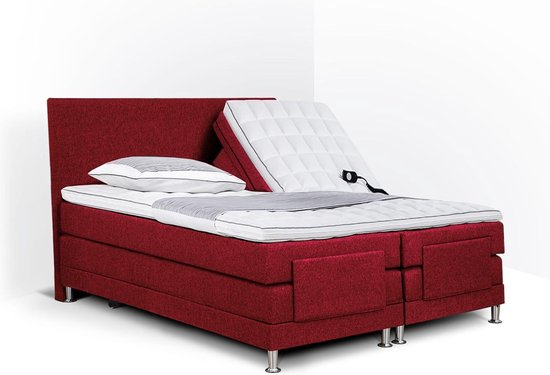 Olympic Life Boxspring Flanny compleet
