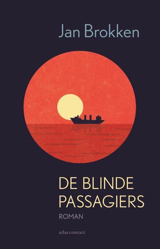 De blinde passagiers - Jan Brokken |
