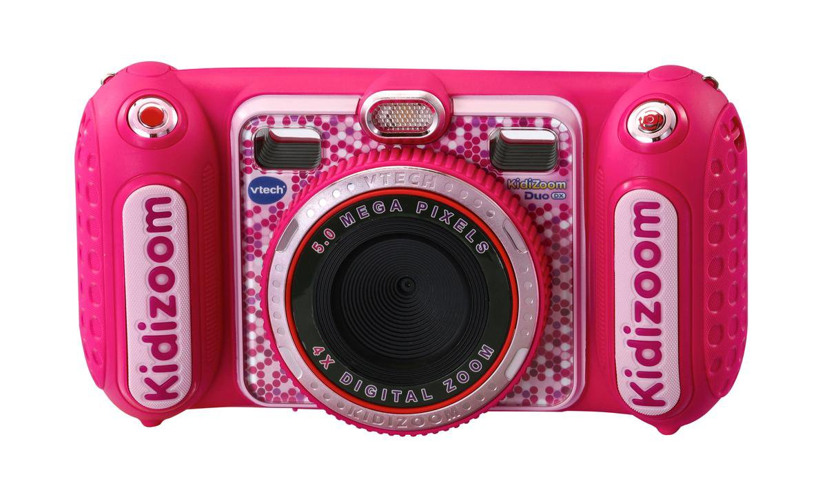 VTech - KidiZoom - 10 in 1 KidiZoom Camera - Roze - 4 tot 10 jaar