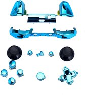 Xbox One Controller Buttons Pro Chrome Blauw