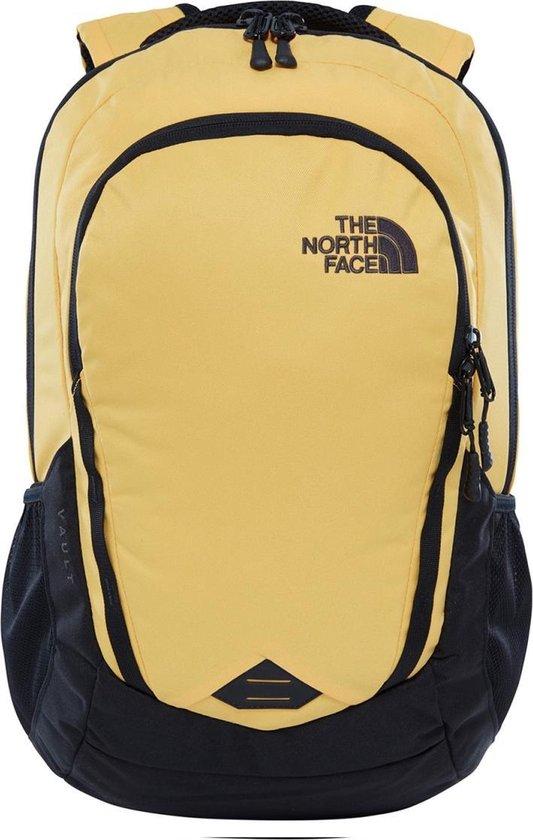 The North Face Vault Rugzak 15 inch laptopvak - TNF Yellow / TNF Black
