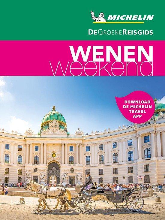 De Groene Reisgids - Weekend Wenen - none |