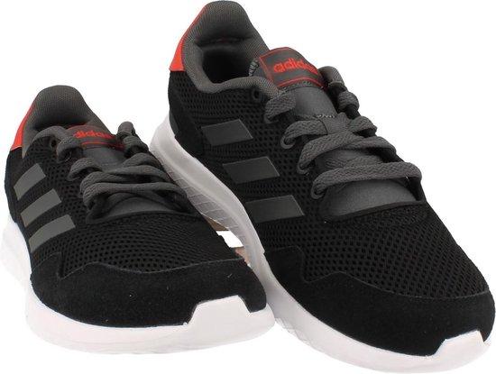 Adidas Sneaker Laag Heren Archivo Cloudfoam Comfort - Zwart | 44