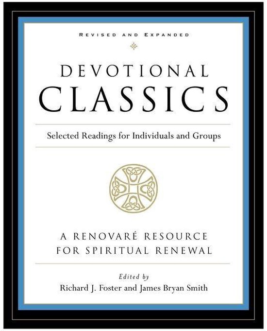 Boek cover Devotional Classics van Richard Foster (Paperback)