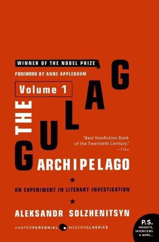 Afbeelding van The Gulag Archipelago